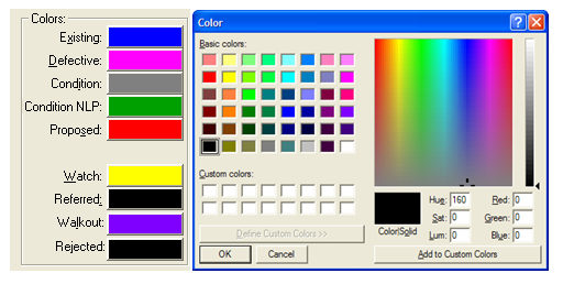 Eaglesoft Change The Chart Colors In Clinical