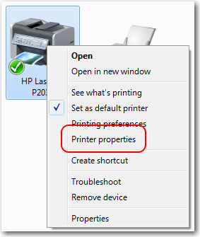 Printers - Setting up a Separate Print Queue for Manual Feed