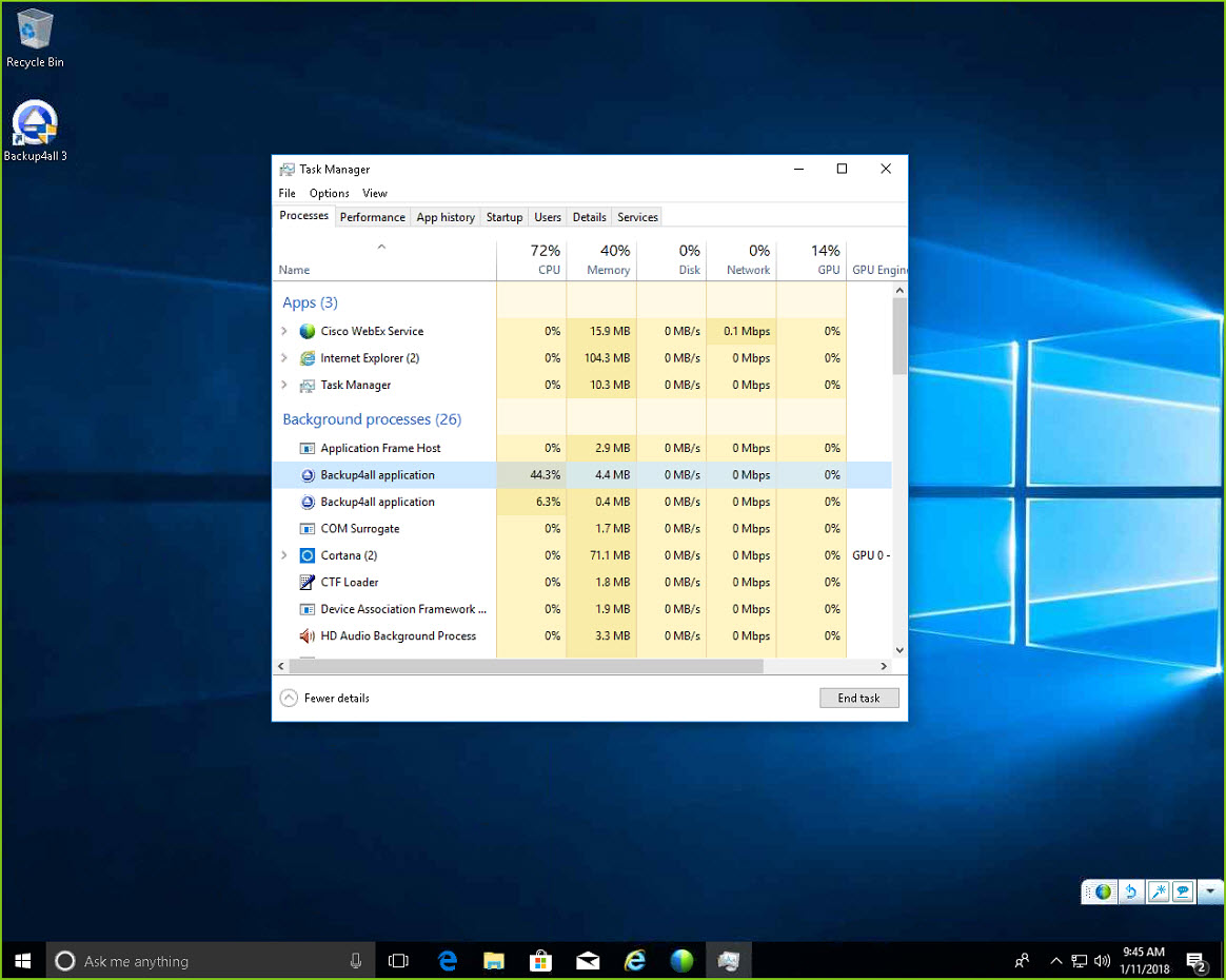 windows 10 1709 compatibility issues